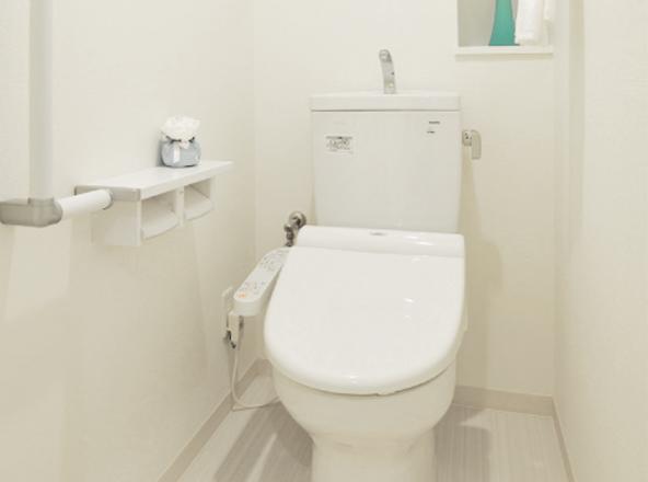 トイレ(汚水管)詰まり除去コース